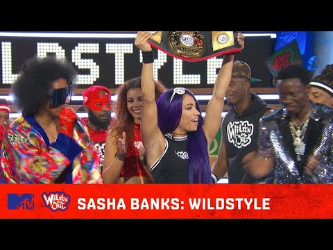 WWE's Sasha Banks Lays the SMACK DOWN on Nick Cannon 💪 | Wil