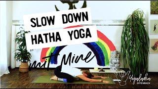 Hatha Yoga mit Mine