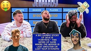 FORTNITE JEOPARDY! (IMPOSSIBLE FORTNITE QUIZ CHALLENGE)