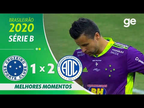 Cruzeiro Confianca Goals And Highlights