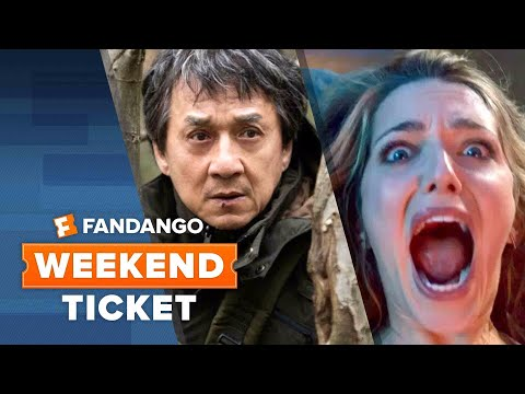 Now : The Foreigner, Happy Death Day, Marshall  Weekend Ticket