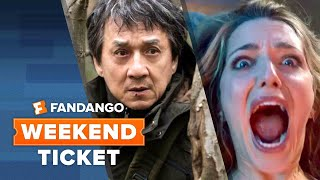 Now In Theaters: The Foreigner, Happy Death Day, Marshall | Weekend Ticket
