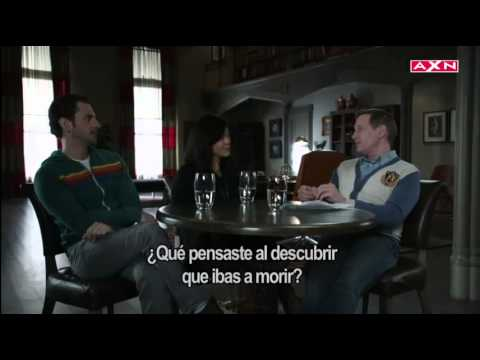 MOVISTAR TV - Serie Hettienne Park y Aaron Abrams, actores ...