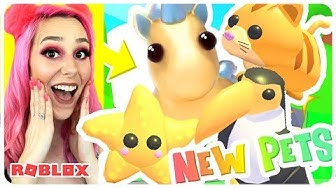 NEW DIAMOND PETS! Opening My GOLDEN EGG In ADOPT ME (Roblox)
