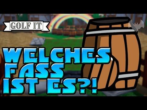 WELCHES FASS IST ES?! - ♠ GOLF IT! ♠ - Deutsch German - Dhalucard