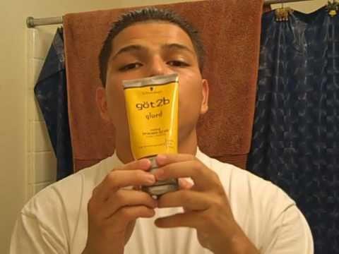 How To Spike Up Hair Like Dj Pauly D Using Got2bglued Gel 102