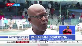 Nairobi county swimming championship for age groups resume