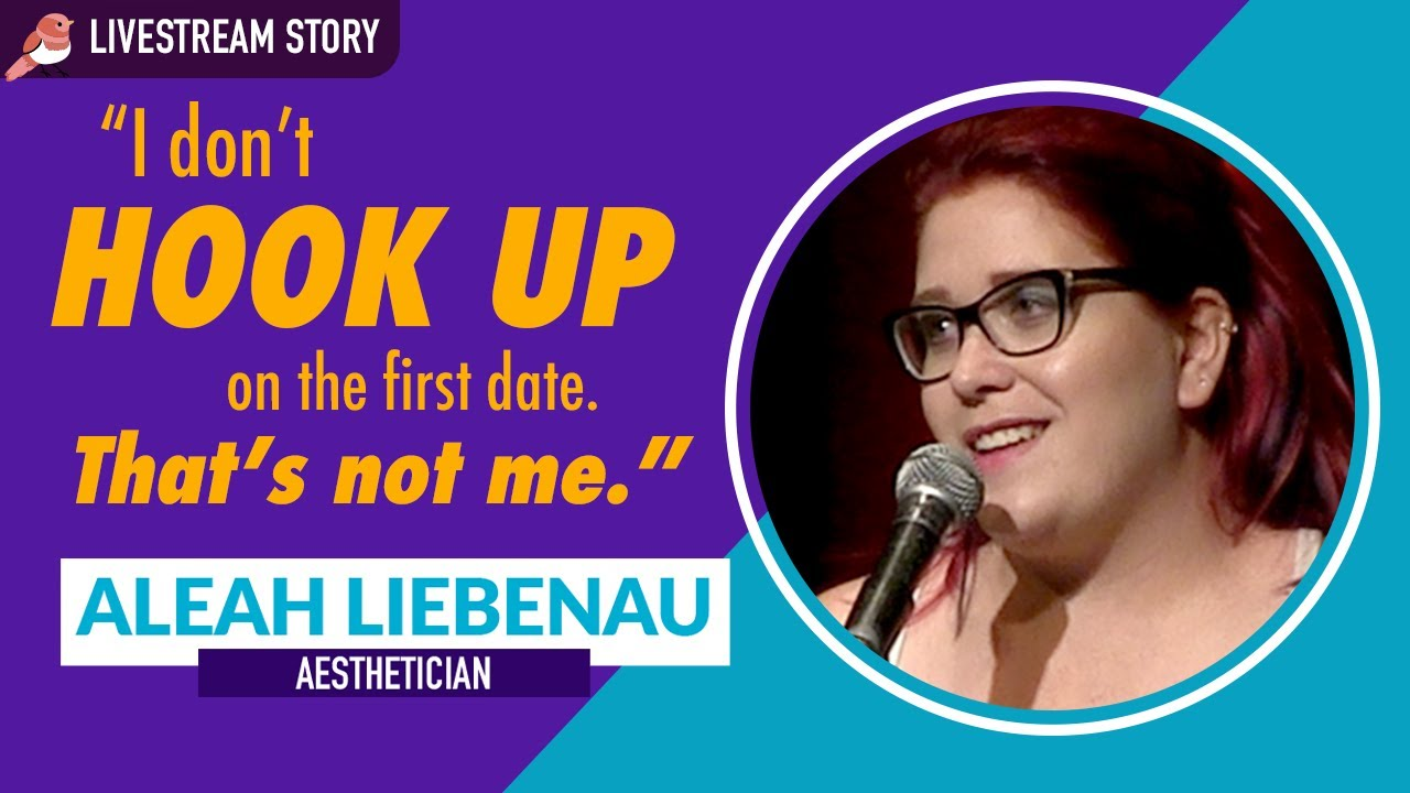 Sex on the First Date: Aleah Liebenau @ The Mystery Box Show