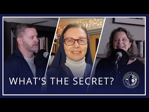 What Is the Secret of a Good Marriage? (Sr. Helena Burns Asks Christopher West)