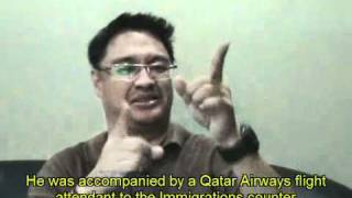 Philippines - Bureau Of Immigration Officer Not Allowed Deaf To Leave To Qatar...