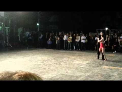 Tango roxanne -Silvano e Martina-  01-05-13