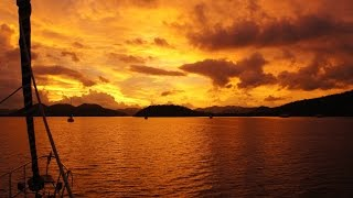 Elizabeth Jane II - Sailing Malaysia and Thailand 2014