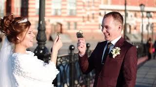 Видеосъёмка свадьбы Йошкар-Ола +7(987)721-3508