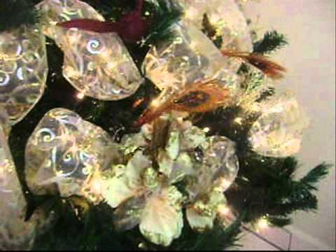 Manos artisticas anriocs servicio decoracion de arbol de - Decoracion de arboles de navidad ...