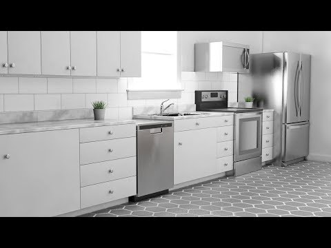 How to Design a Kitchen Set in Cinema 4D | Set Designer