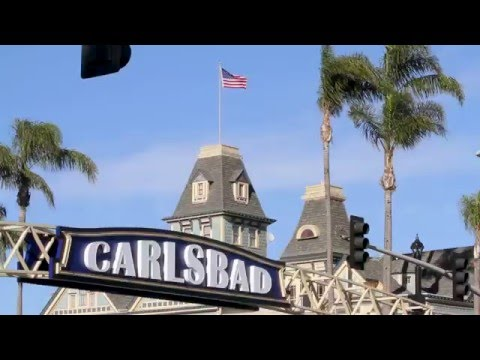 Seaside Resort Town of Carlsbad Offers World-Class Attractions & Pristine Sandy Beaches