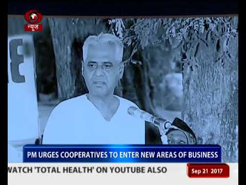 PM urges cooperatives to enter new areas of business