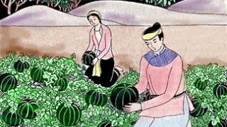 Truyện Cổ Tích Việt Nam: Sự Tích Quả Dưa Hấu {truyencotich.vn}