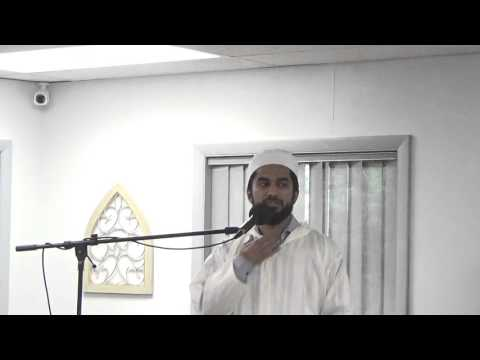 Allah (swt) has a plan and is your true Protector - a Khutbah by Shahid Mohiudeen