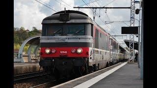 Rail Live. Dernier voyage Intercités Nantes-Bordeaux avec BB67400 !!