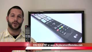 LG ELECTRONICS AKB72914207 Remote Control PN: AKB72914207 - ReplacementRemotes.com