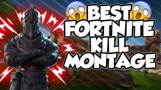 FORTNITE KILL MONTAGE! (Fortnite Battle Royale Montage) USE CODE : YouTube_RME