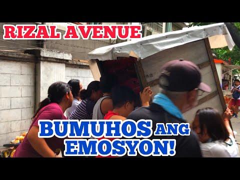 MANILA CLEARING BUMUHOS ANG EMOSYON!