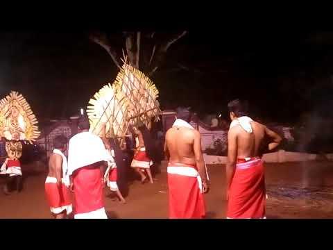 Kadalimangalam padayani 32 pala bhairavi
