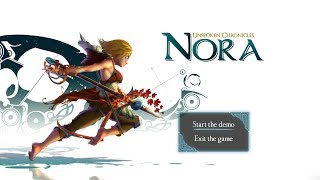 Unspoken Chronicles Nora - Gameplay (PC Demo)