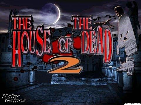 The House of The Dead 2 เกมส์ยิงผีภาค 2