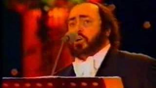 Placido Domingo Jose Carreras Luciano Pavarotti in medley 2