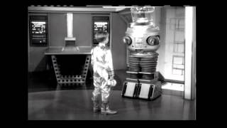 Lost in Space STS-117 B9 Robot Presentation Video