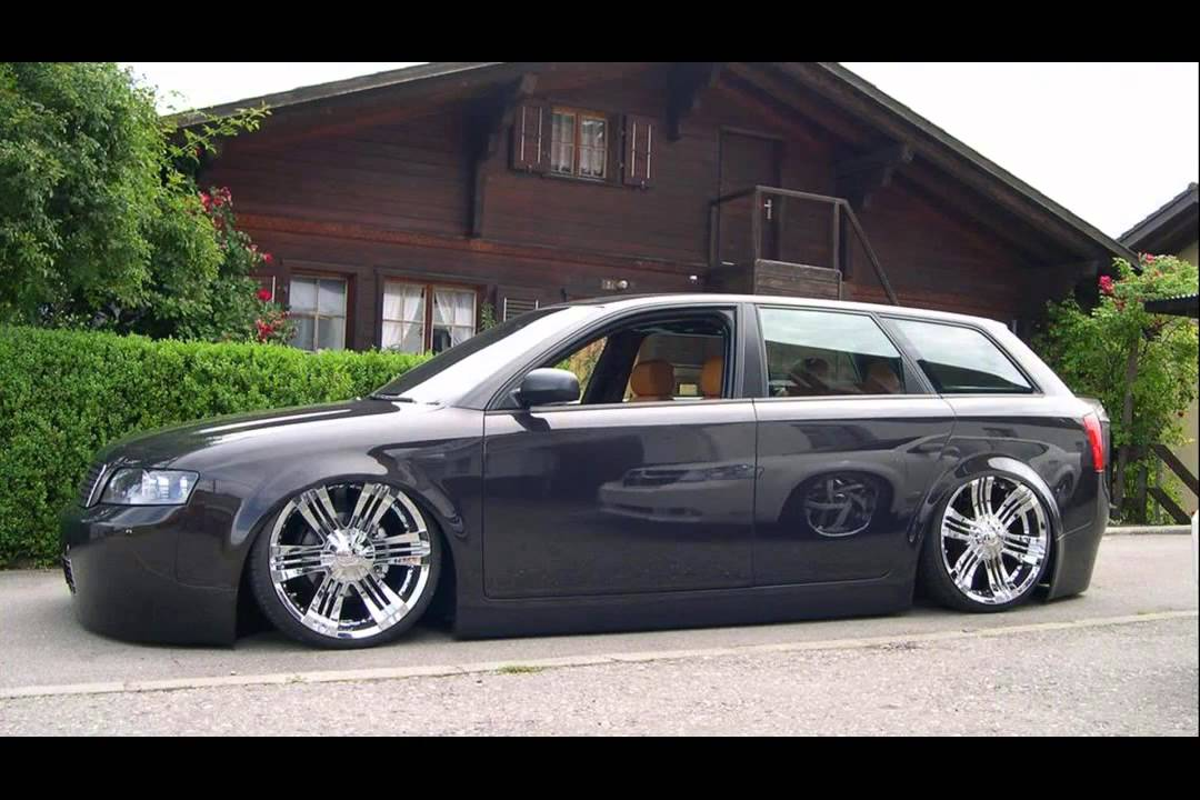 Audi a4 avant b7 tuning cars youtube for Audi a4 interieur tuning