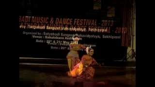Download Odissi Dance By Sujata Mohapatra MP3 song and Music Video