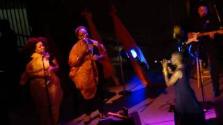 India Arie concert in Saratoga - River Rise
