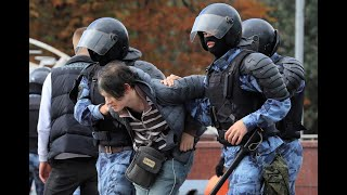 Дойче Велле обманывает о протестах в Москве!!!
