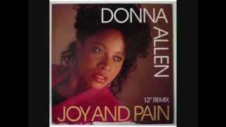 Donna Allen Joy and Pain - 12 inch