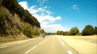 N198 Corsica: Favone - Solenzara (France)