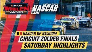 Saturday Highlights   NASCAR GP BELGIUM 2018