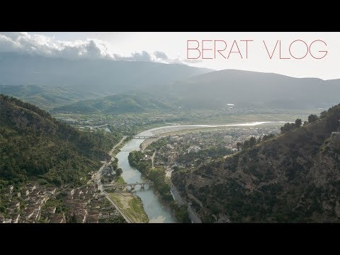 Berat Vlog - Travel Albania 2018 - Europe Summer
