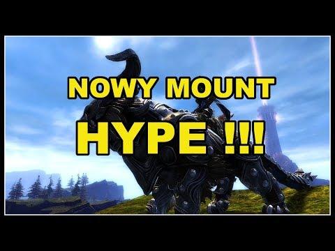 Nowy  Siódmy Mount (WvW) Aghhhhhh  Hype !!! [Guild Wars 2 PL] thumbnail