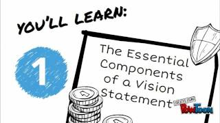 The Easy Way to Create a Vision Statement