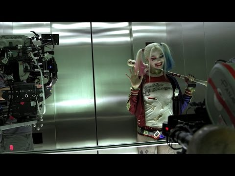 'Suicide Squad' Behind the Scenes