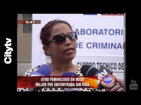 Feminicidio en Bosa   Citytv   Arriba Bogota   enero 4
