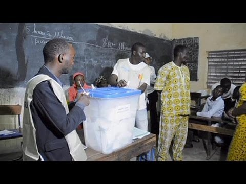 Counting gets underway in Mali election