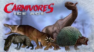 Carnivores: Ice Age — NEW UPDATE!!! Canon-Style Reskins, New Trophy Ship and More!!