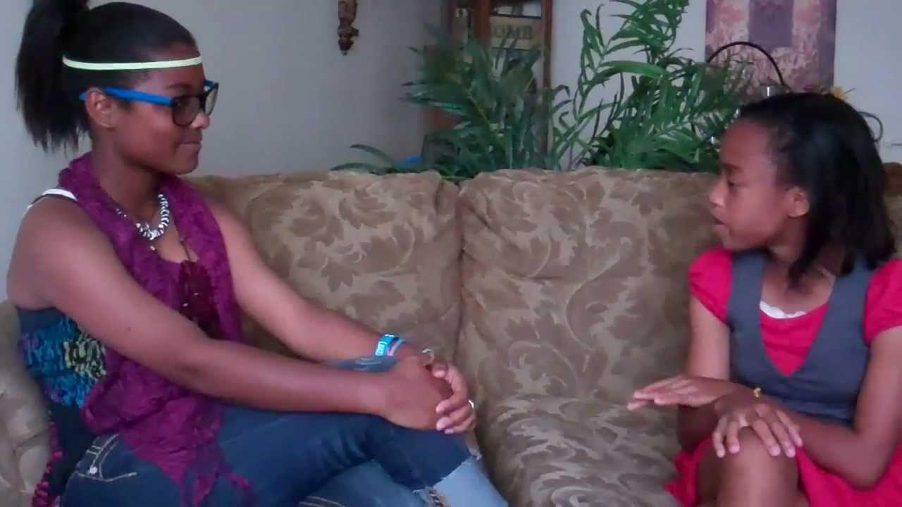 L&J Show: Nicki Minaj's Unknown Sister - YouTube