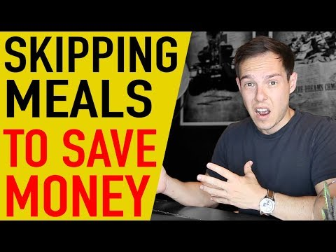 I Don't Eat To Save Money   The Graham Stephan Show