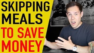 I Don't Eat To Save Money | The Graham Stephan Show