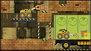 Truck Loader 2 - Game Walkthrough (full)